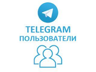 Telegram - Подписчики Весь мир (без гарантии) (55 руб. за 100 штук)