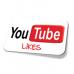 Youtube - Лайки на YouTube (90 руб. за 100 штук)