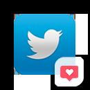 Twitter - Лайки (без гарантии)
